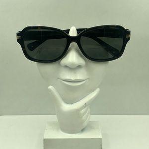 Coach HC8105 Brown Oval Sunglasses Frames